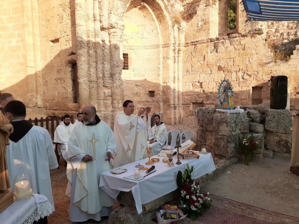 عيد القديسن يواكيم و حنه في سفوريا –  الناصرة