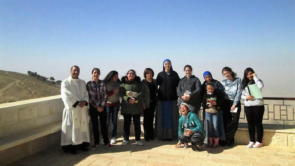 رياضة روحانية للعلمانيين في الأردن