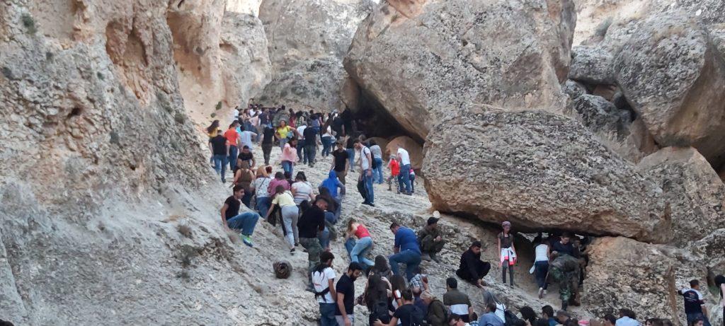 عيد رفع الصليب المقدس في معلولا – سوريا
