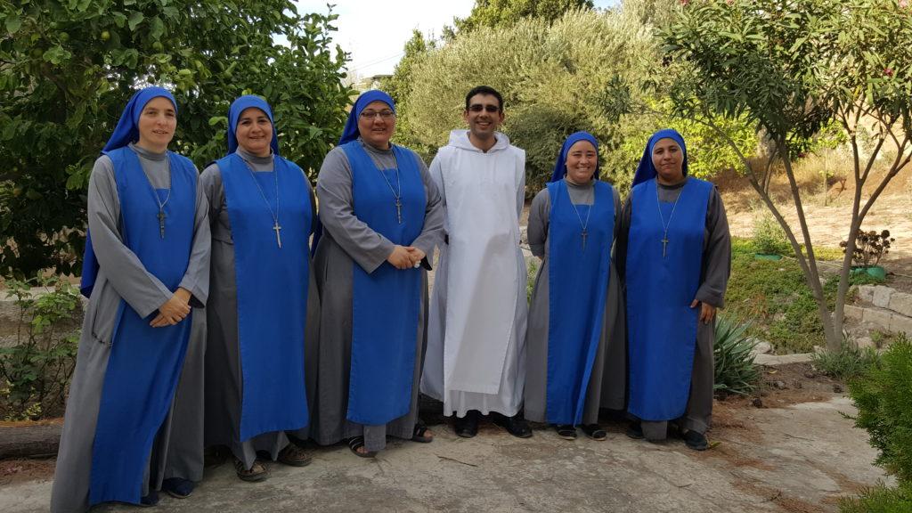 رياضة روحية للراهبات في سفوريا  – الناصرة