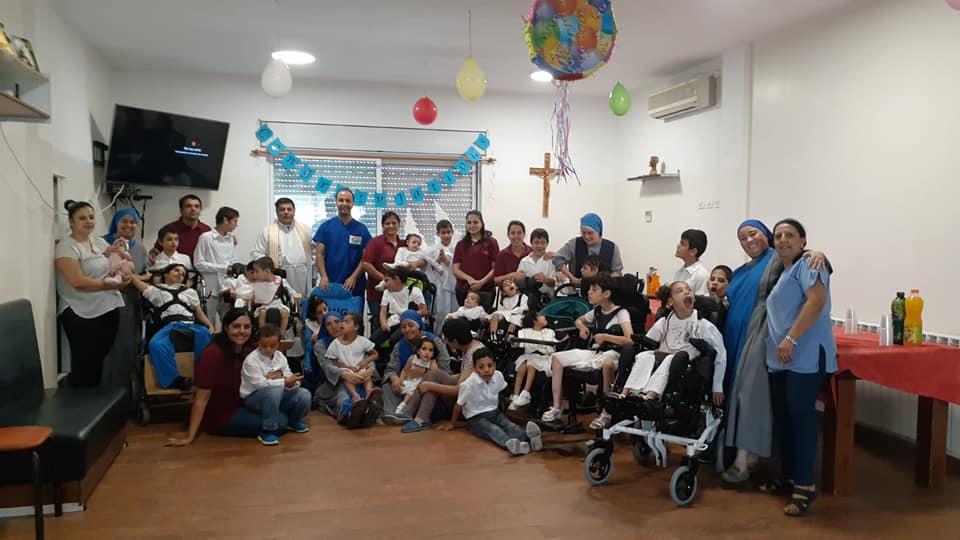 """عيد الملائكة الحُراس في مدرسة """"بيت الملائكة"""""""