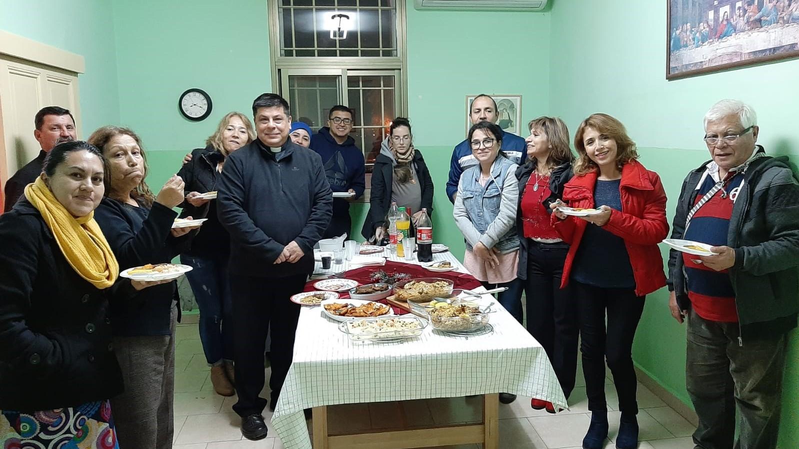 اجتماع الرتبة العلمانية الثالثة في يافا