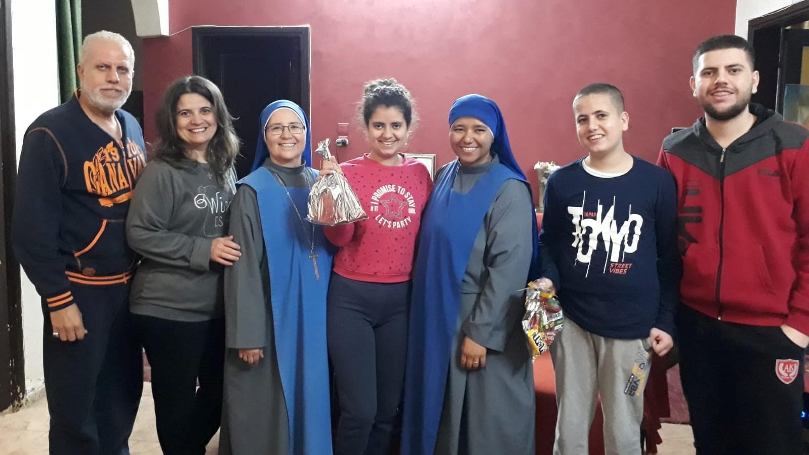 Lee más sobre el artículo Visitas de Casas en Gaza – Palestina