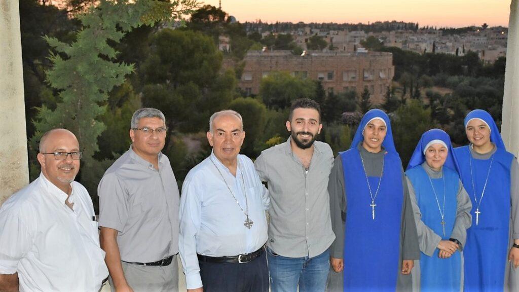 احتفال بتخريج جامعي في حلب – سوريا