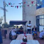 El día Internacional de la Ancianidad en el Taybe – Palestina