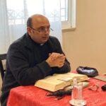 محاضرة حول نهايات الانسان الاربعة في بيت الطفل الالهي في بيت لحم