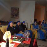 الاجتماع التكويني الشهري في بيت لحم – الارض المقدسة