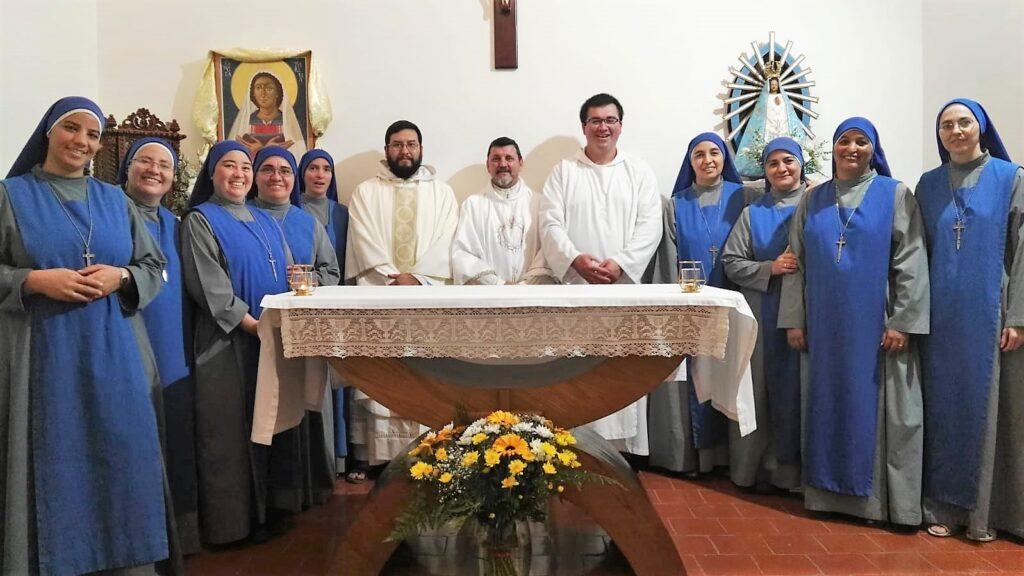 عيد القديسة طابيثا شفيعة بيت راهباتنا في يافا