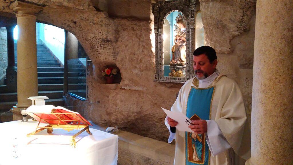 Consagración de la Provincia a la Santísima Virgen – Tierra Santa