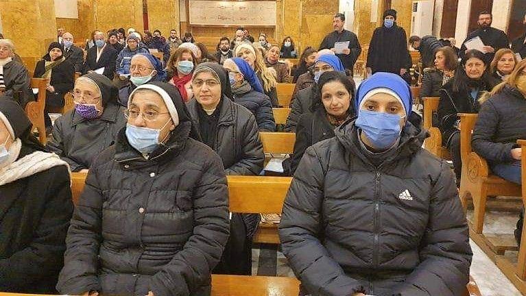 اسبوع الصلاة من اجل الوحدة المسيحية في حلب – سوريا