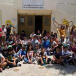Finalizar la Escuela de Verano en Ánjara – Jordania