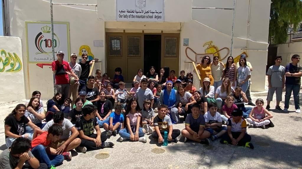 Read more about the article اختتام المدرسة الصيفية في عنجرة – الاردن