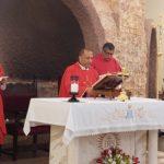 عيد ارتفاع الصليب في عنجرة –  الاردن