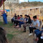 رحلة ترفيهية لمجموعة القديسة حنه في غزة